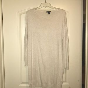 H&M Basic Sweater Dress